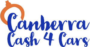 cash for cars canberra logo